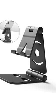 Soporte para TeléFono Celular Ajustable, Soporte para Movil/Tablet Plegable