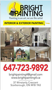Painting Home  or Business Huge Discount from $99