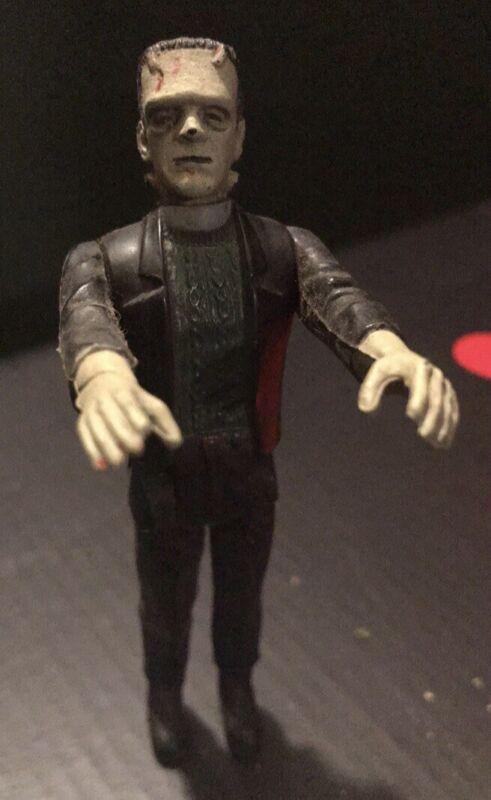 Vintage 1980 Remco Universal Monsters Frankenstein Figure