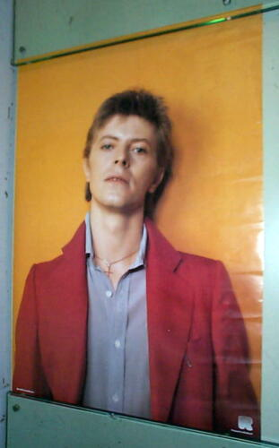 DAVID BOWIE Very Vintage  POSTER  LAST ONE