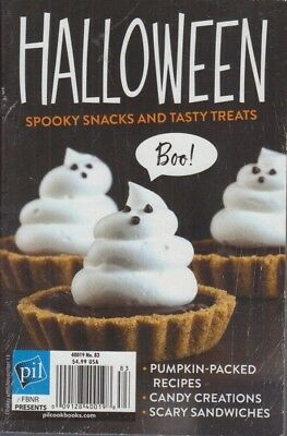 Halloween Spooky Snacks and Tasty Treats #83 Recipes - Spooky Halloween Recipes Treats