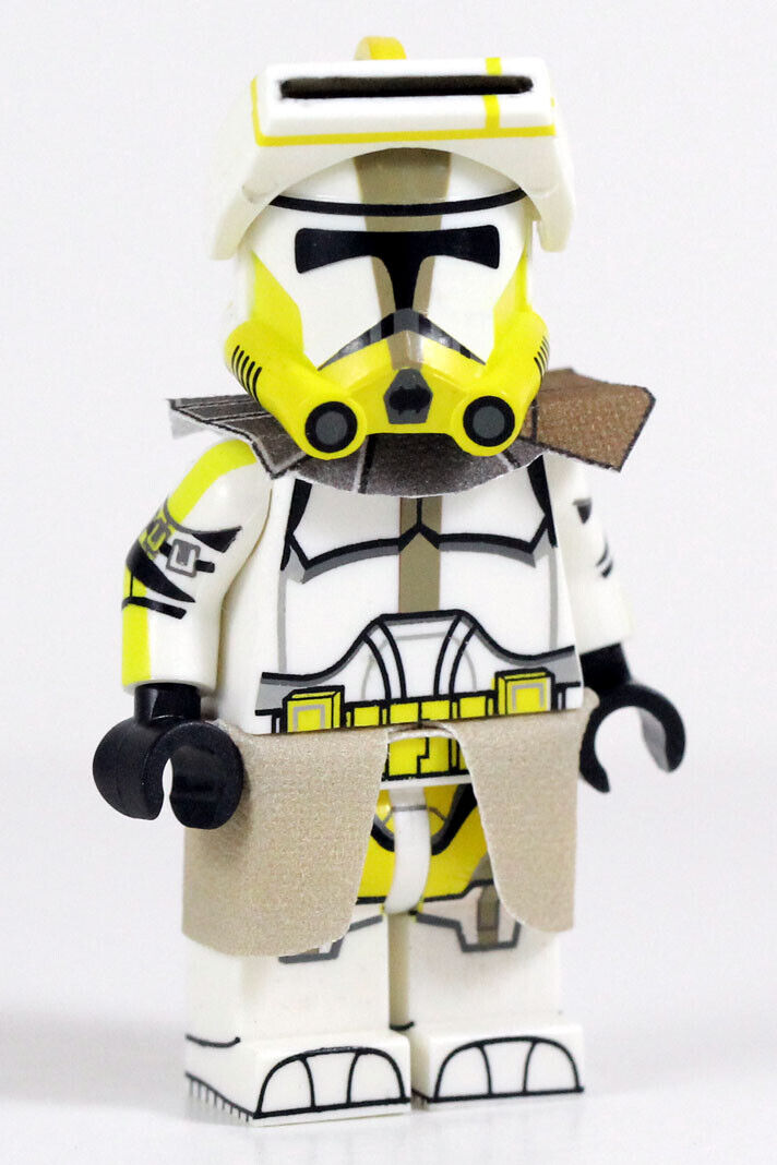 Lego COMMANDER BLY Clone Minifigure -Custom Full Body Printing!  CAC