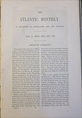 Beethoven Bio 1858 Ancient America Pre Columbus