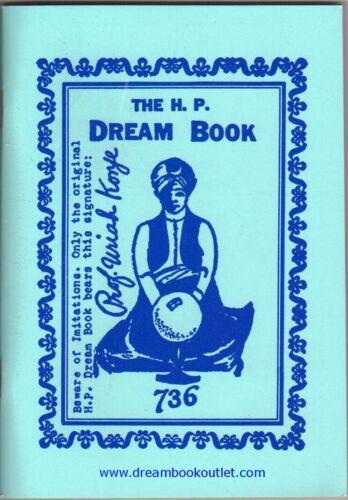 The HP Dream Book by Prof Konje