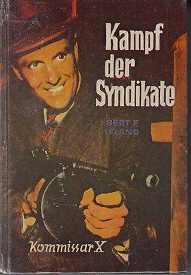 Kommissar X 43, 63 + Leihbuch