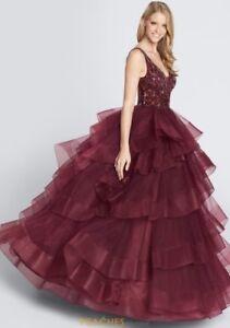 Prom Dress- Ellie Wilde