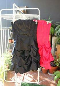 Black semi-formal/formal dress Kangaroo Point Brisbane South East Preview