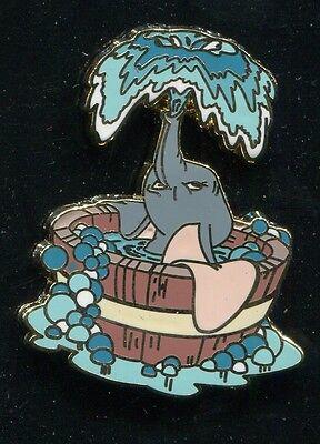 Dumbo Spraying Water Disney Pin 40922