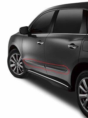Acura Mdx Body Side Moldings (Genuine OEM 2014-2020 Acura MDX Body Side Molding (Color Matched) )