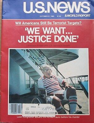 Us News   World Report Magazine October 21 1985