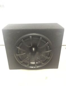 12inch Subwoofer with 500W Pioneer Amp and Sealed Enclosure