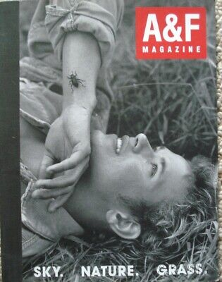 A&F Magazine Abercrombie & Fitch Stars on the Rise Sexy Issue #1-BRUCE WEBER!