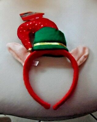 Elf hat and ears headband by Merry Bright](Elf Ears And Hat)