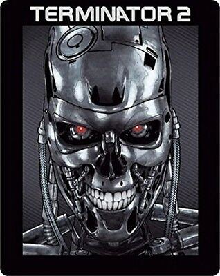 Terminator 2 Steelbook - Limited Steel Edition Blu-ray - NEU OVP 3 Filmfassungen