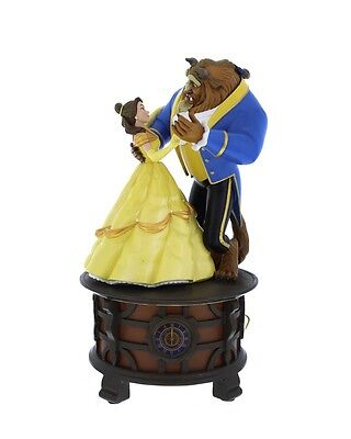 Disney Beauty And The Beast Gifts (DISNEY PARKS BEAUTY AND THE BEAST MUSIC BOX TALE AS OLD AS TIME GIFT)