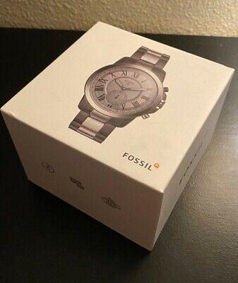 Fossil Q Grant Hybrid Smart Watch FTW1139