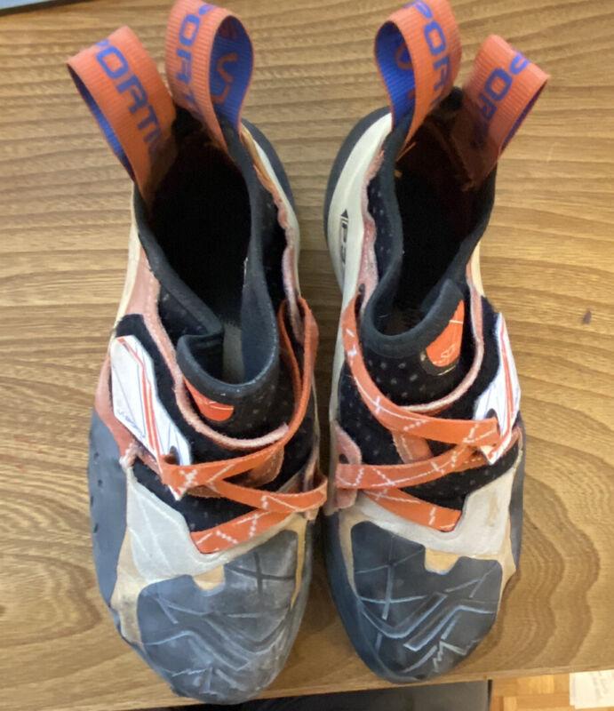 La Sportiva Solution Women's Rock Climbing Shoes 40.0