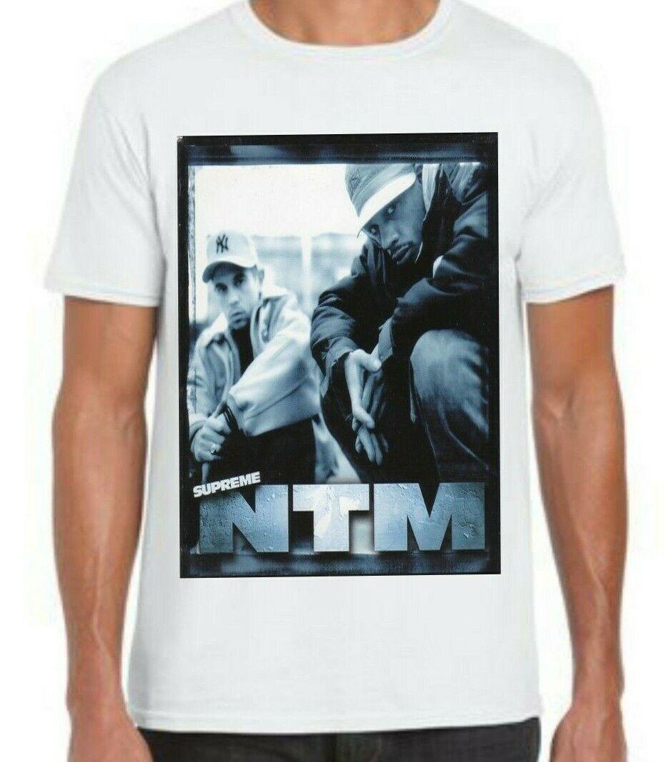 Tee-shirt suprême ntm  rap français 2020  hip hop street