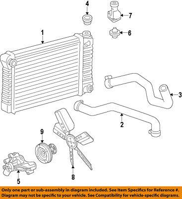 GM OEM-Engine Cooling Fan Clutch 25744727