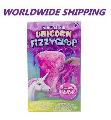 Unicorn Fizzygloop Fun Slime Kit for Kids and Teens WORLDWIDE - Fun Crafts For Teens