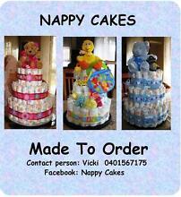 Nappy Cakes Kangaroo Flat Bendigo City Preview