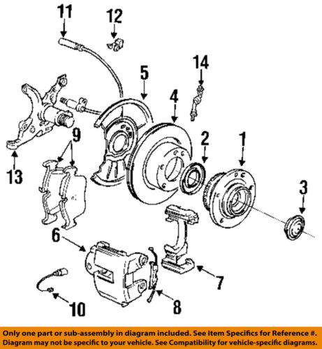 bmw z3 diagram bmw oem 96 02 z3 front steering knuckle spindle 31211092079 ebay bmw z3 belt diagram bmw oem 96 02 z3 front steering knuckle