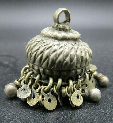 Post Medieval antique silver pendant