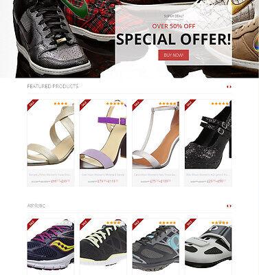 Women Footwear Store - The Best Amazon Affiliate Website