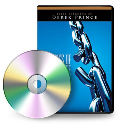 AUDIO: Basics of Deliverance (2 CDs)  - by Derek Prince