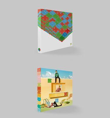 EXO CBX - [BLOOMING DAYS] 2 Ver SET CD+Booklet+Sticker+PhotoCard+Gift K-POP