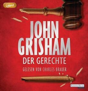 Der Gerechte von John Grisham (Hörbuch, 2 MP3-CDs)