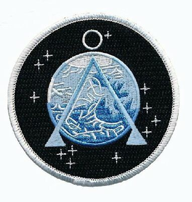 Stargate SG-1 Project Earth Atlantis U.S.S. Odyssey 3.0 inch VELCRO Patch