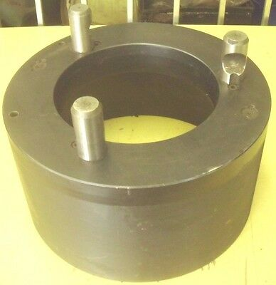 D1-11 Lathe Back Plate Fixture 12-916 Od X 1-34 Thick Plate 58066