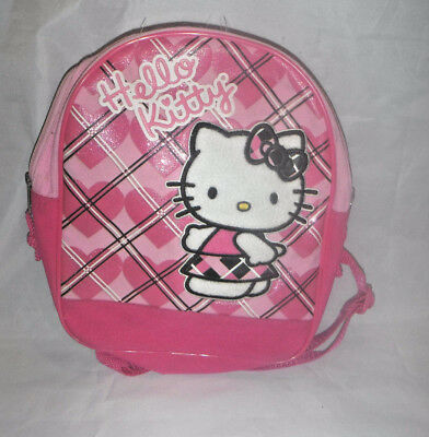 Hello Kitty Mini Pink Heart Backpack 9