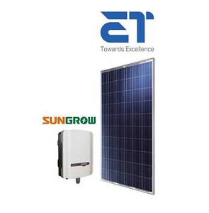 5kW Solar System Tier 1 Premium Solar Panels + Sungrow Inverter Brisbane City Brisbane North West Preview
