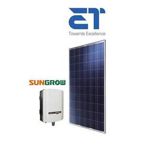 5kW Solar System Tier 1 Premium Solar Panels + Sungrow Inverter Melbourne CBD Melbourne City Preview