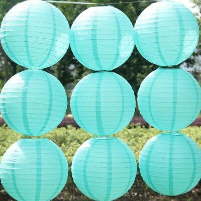 Paper Lanterns  Paper Ball Round Wedding Decorations Light Blue  Chinese Lantern](Paper Round Lanterns)