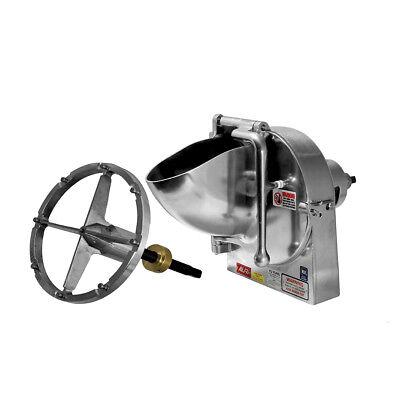 Shredder For Pizza Cheese Alfa Uniworld Adcraft Univex Dough Mixer Plus Disc