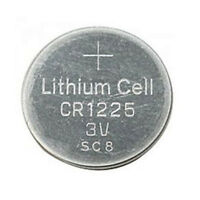 Hq Cr1225 Lithium 3v Button Battery - Free Uk Delivery - hq - ebay.co.uk