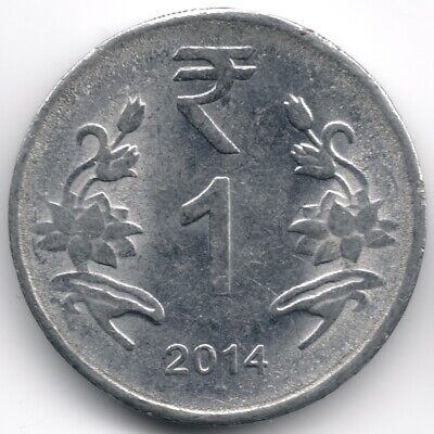 India : 1 Rupee 2014 Noida