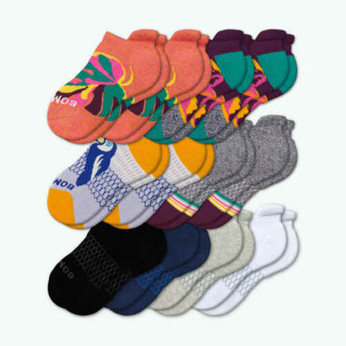 Youth Ankle Sock 12-Pack