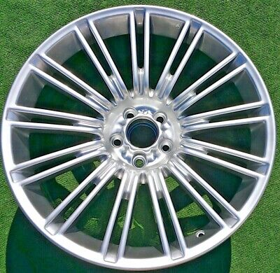 Factory Bentley Continental Speed Wheel Genuine OEM GT 20 inch Forged 2009 2010