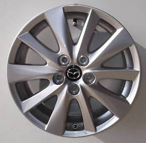 Mazda CX-5 Factory Alloy Rims Toowoomba Toowoomba City Preview