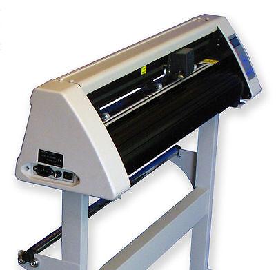 "redsail RS720c 28"" optical Cutting Plotter Vinyl Cutter + Sign Making software"