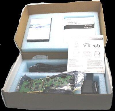 Texas Instruments Tmx320c6424 Evaluation Module Tms320c6424 Spectrum Digital Pcb