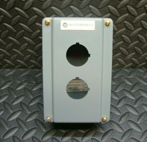 New Allen Bradley 800t-2tz Die Cast Push Button Enclosure Box Ab