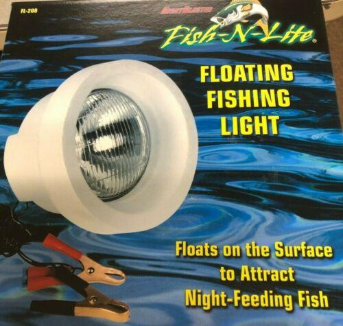 Night Blaster Floating Fish N Lite ~ Night Feeding Fish ~ New