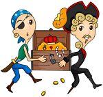 Treasures Found! -by 2pirateladies
