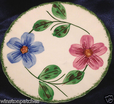- BLUE RIDGE SOUTHERN POTTERIES NORMA BREAD BUTTER PLATE 6 1/4