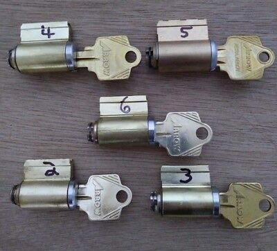 Practice Lock Set 2345 6 Pin Locksmith Training Arrow Keyway Locks